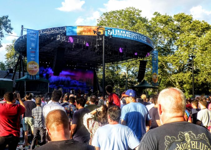 Festival SummerStage, New York